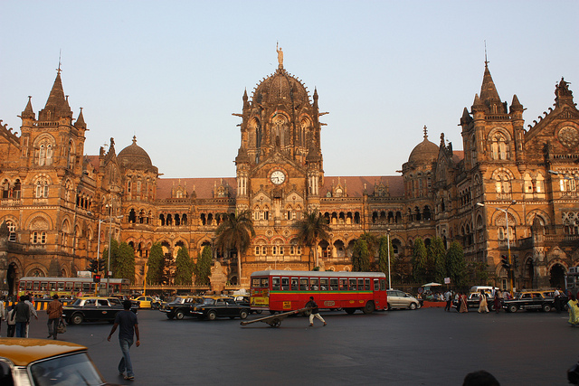 Mumbai city picture