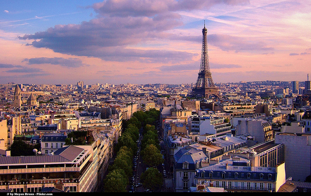 Paris city picture