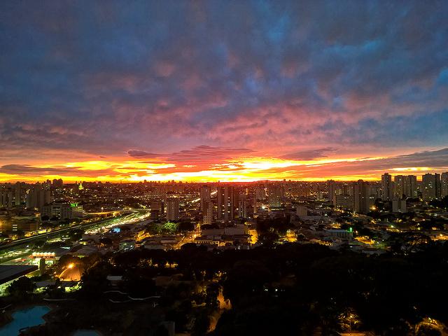 Sao Paulo city picture