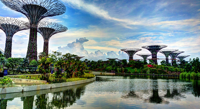 Singapore city picture