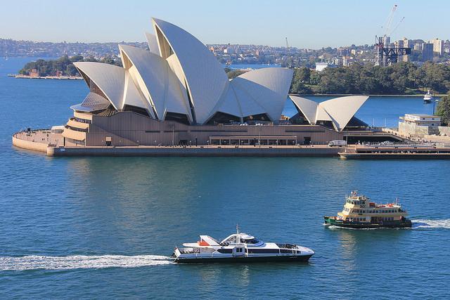 Sydney city picture