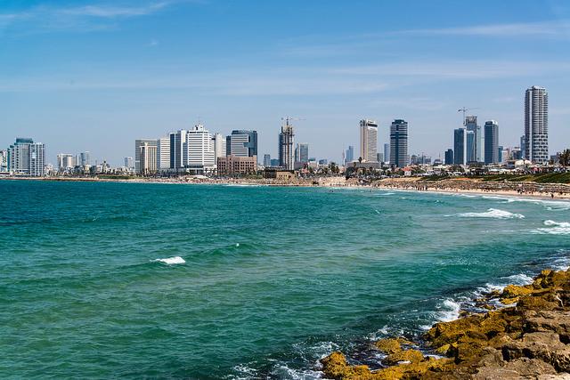 Tel Aviv city picture