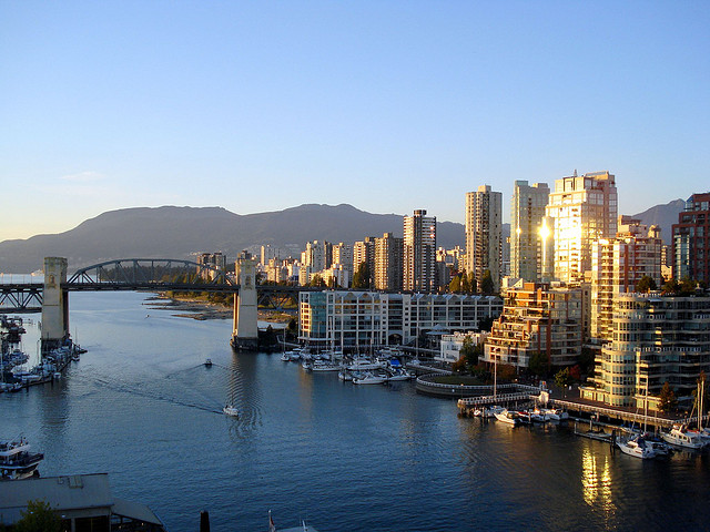Vancouver city picture