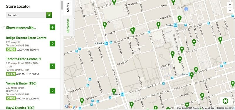 How to Scrape Data from a Store Locator page | ParseHub