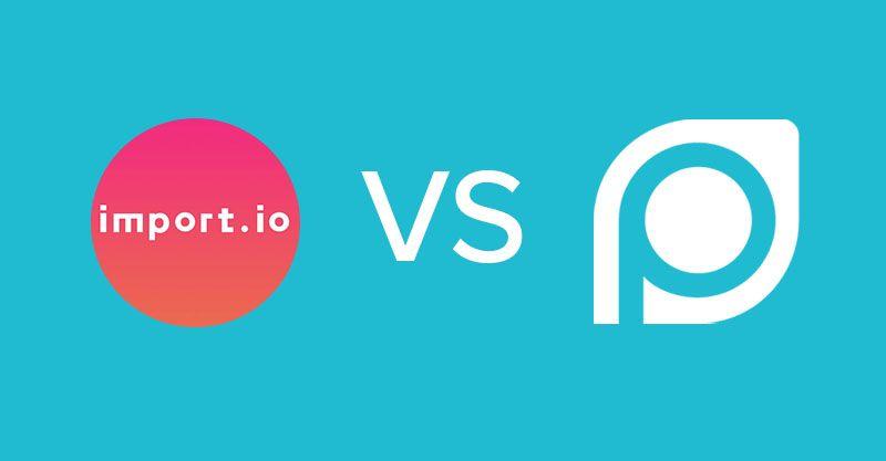 Import io vs ParseHub: A Web Scraper Comparison | ParseHub
