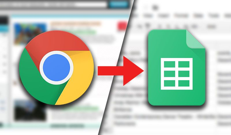 How to Scrape Web Content into Google Sheets | ParseHub