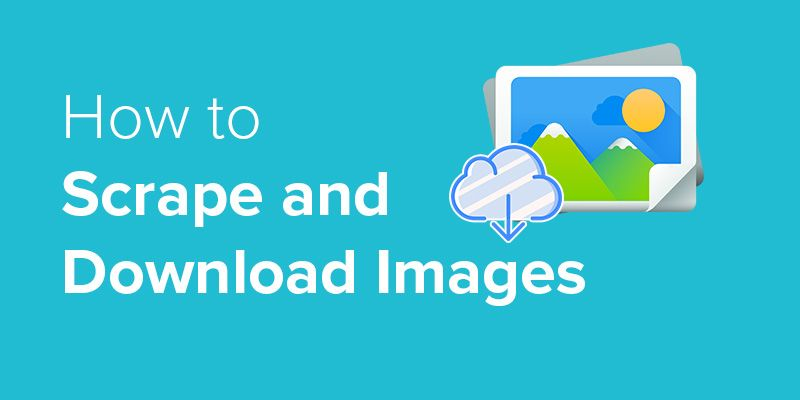 How to Scrape and Download Images from any Website