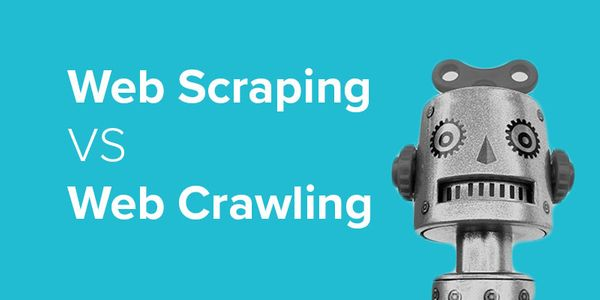 Web Scraping vs Web Crawling: What's the Difference?